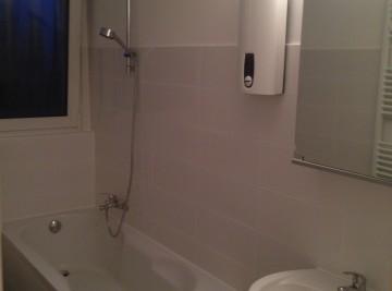 Das Bad nach der Sanierung